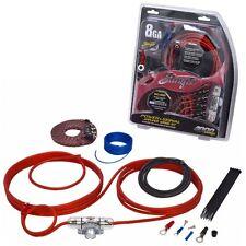 Stinger Sk4681 Car Audio Potencia Y Señal Kit De Cables De Alta Calidad Calibre 8