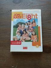 Jon and Kate Plus Ei8ht: Seasons 1 & 2,  DVD, Jonathan Gosselin, Kate