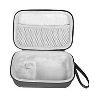 Double Zipper Storage Bag Portable Case for JBL GO 3 Wireless Bluetooth Speaker