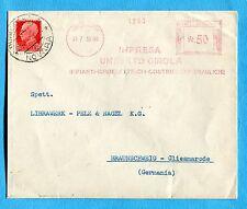 1939 IMP.c.75 ISOLATO USATO COME INTEGRAZIONE DI AFFRANCATURA MECCANICA (251013)