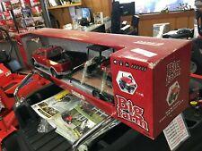 1/16 RAM 3500 CASE IH SCOUT UTV RED TRUCK TRAILER BIG FARM NIB TOMY TOY 46456