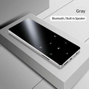 MP4 Player Bluetooth 8GB 16GB 32GB Music Touch FM Radio Video Play E-Book HiFi
