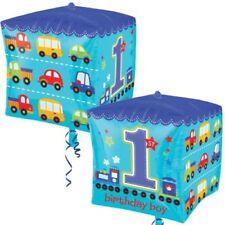 Globos de fiesta cuadrados Amscan cumpleaños infantil