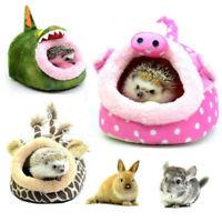 Lovely Bed Small Rat Guinea Hammock Warm Pig Hedgehog For Hamster Nest Squirrel