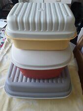 More details for vintage tupperware joblot 3 items excellent