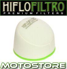Hiflo Filtro de aire se ajusta Suzuki Rmx250 1989-1998