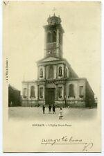 CPA - Carte Postale - France - Roubaix - L'Eglise Notre Dame - 1903 (SVM12217)