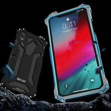 Antichoque Metal Gorilla Aluminio Funda Para Apple IPHONE XS 8 7 6 5SE Plus
