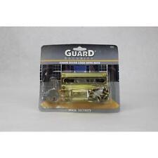 Brass Keyed Chain Door Lock Guard Security Door Guards 600 Brass Solid Brass