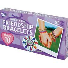 Tobar Make Your Own Friendship Bracelets Kit (09660)