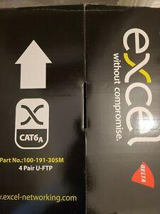 Cat 6a ethernet cable U/FTP S/Foil