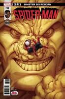 SPIDER-MAN #238  MARVEL BAZALDUA  BENDIS COVER A 1ST PRINT MILES