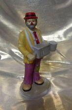 Vintage Emmett Kelly Jr. Flambro Clown Figurine ~ Organ Grinder