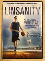 Linsanity (DVD, 2013) - F0519