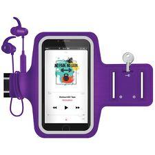 HyperGear ActiveGear Bluetooth Wireless Earphones Set, w/Mic + Sport Armband