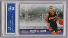 STEPHEN CURRY ROOKIE CARD 2009 Warriors RARE GEM MINT (10) Studio Skylines $$ RC