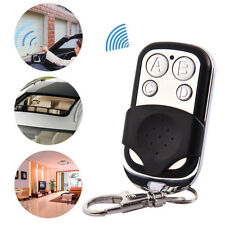 Universal 4 Button Gate Garage Opener Remote Control 433.92MHZ Rolling Code FF