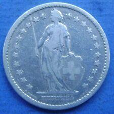 Zwitserland - Switzerland - 2 francs 1878 B
