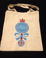 Princess Charlotte Tote Bag Royal Baby Whole Foods England Cambridge UK Rattle