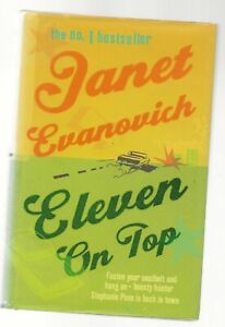 Hardback Book 11 ON TOP by Janet Evanovich (Stephanie Plum Series 11)