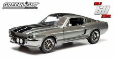 """GREENLIGHT GONE IN 60 SECONDS 1967 FORD MUSTANG 1/18 """"ELEANOR"""""""