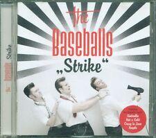 The Baseballs – Strike European Press Cd Ottimo
