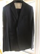 Dsquared2 Authentic Navy Milano 2 Piece Suit Size 48 IT.