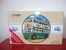 karrier w trolleybus ipswich corporation bus camion truck CORGI CLASSICS