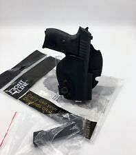 Walther PP / PPK | Front Line Open Top BFL Belt Black Kydex OWB Holster RH Right