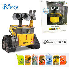 Disney Pixar Wall-E Robot Smart Talking Interaction Action Figures Thinkway Toys