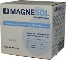 Dallas Group 700162 Magnesol XL Fryer Filter Powder 22 lb, extend oil life 50%