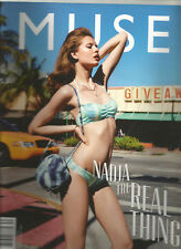 MUSE MAGAZINE NUMBER 34 SUMMER 2013. NADJA THE REAL THING