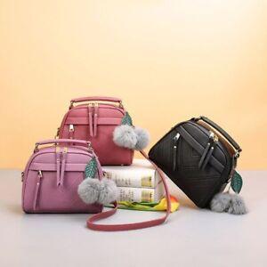 Female Bag Shoulder Bag PU Leather Women's Handbag Messenger Crossbody Lady Bags