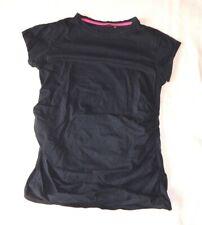 Umstandskleidung Schwangerschafts-Shirt Top Größe 42 schwarz 100% Baumwolle