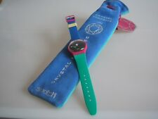 "SWATCH COLLECTOR-SPECIAL ""CRYSTAL SURPRISE"" + + merce nuova"