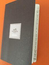 UNUSED HERMES ADDRESS BOOK FOR HERMES GM AGENDA
