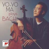 YO-YO MA Plays Bach CD BRAND NEW Classical Cello