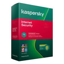 Kaspersky Internet Security 2021 - 1PC, 3PC, 5PC - Geräte | 1 Jahr, 2 Jahre