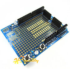 Arduino Prototyping Prototype Shield ProtoShield With Mini Breadboard
