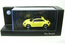 VW Beetle (gelb) 2012