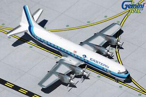 Eastern Airlines Lockheed L-188 N5517 Gemini Jets GJEAL373 Scale 1:400 IN STOCK