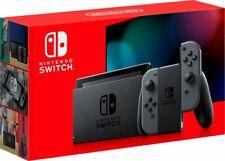 Nintendo Switch 任天堂 電池持續時間加長版 遊戲主機 灰色 HK*1