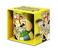 Asterix und Obelix Prrrrrr! Porzellan TASSE Logoshirt Germany NEU boxed