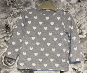 Girls Age 2-3 Years - Long Sleeved Top