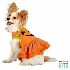 Pumpkin Face Halloween Costume Tutu Dress Medium (NWT)