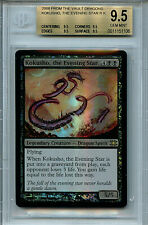 MTG Kokusho Evening Star BGS 9.5 Gem Mint FTV Dragons Magic TQ Amricons 1106