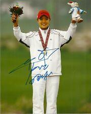 LPGA Ryu So Yeon Autographed Signed 8x10 Photo COA A