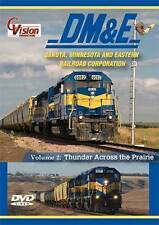 Dakota Minnesota & Eastern Railroad 2 Disc DVD NEW Vol 2 DM&E Yale Mansfield