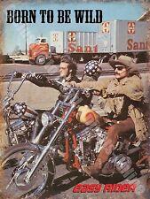Vintage Garage, 69 Einfach Rider American Chopper Motorrad, Klein Blechschild