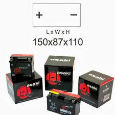 ASAKI Batteria YTZ12S-BS / CTZ12S-BS con acido a corredo